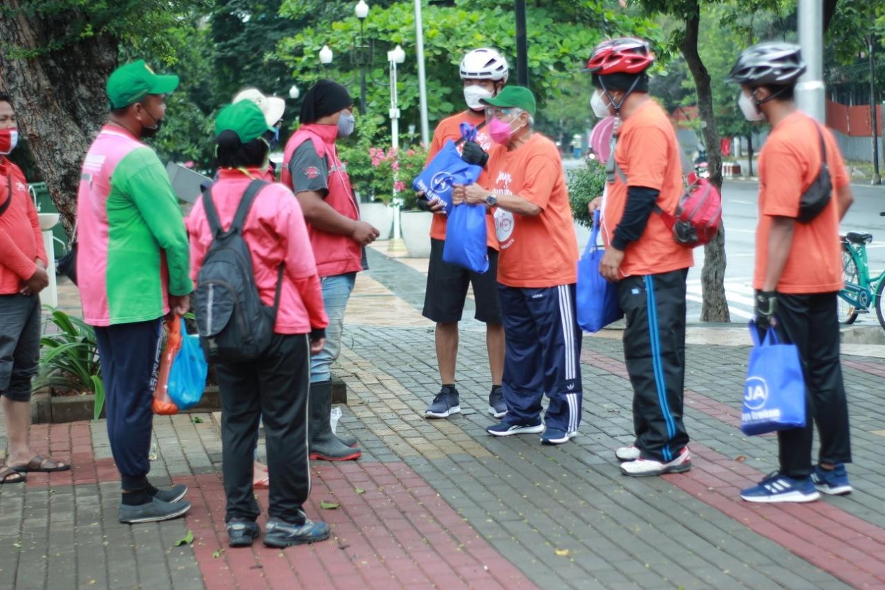 Jaya Arnikon Fun Bike & Bakti Sosial